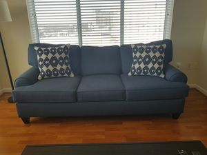 Sofa for sale, only 4 months of use. for Sale in Rockville, MD