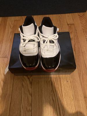 Jordan 11 low concord sz 10 for Sale in Milwaukee, WI