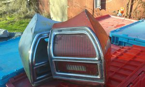 69 CHEVELLE/MALIBU FACTORY TAILLIGHT EXTENSIONS GOOD CONDITION $150.00 FOR THE PAIR for Sale in Wichita Falls, TX