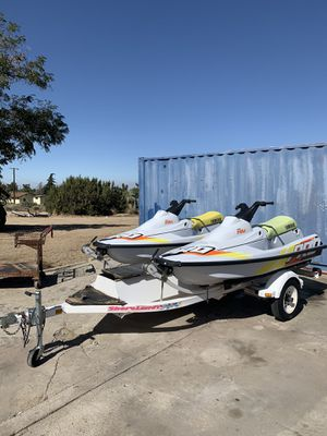 Yamaha vxr jet skis for Sale in Pinon Hills, CA
