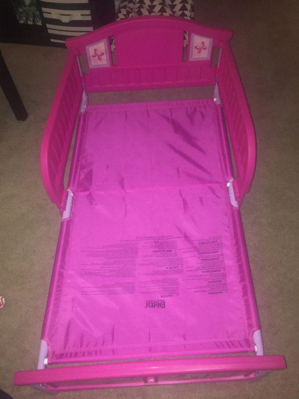 Delta children Toddler bed frame