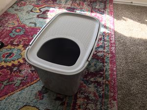 Top Entry Litter Box for Sale in Dallas, TX