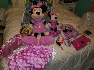 Minnie mouse bundle for Sale in Phoenix, AZ