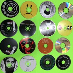 CDs 4 for $10. No cases or anything. for Sale in Braselton,  GA
