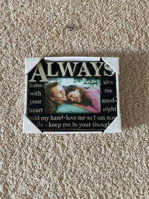Couple Photo Frame for Sale in Nashville, TN