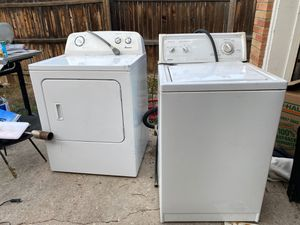 Washer and dryer for free. Lavadora y secadora gratis for Sale in Denver, CO