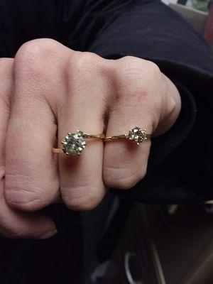 I make engagement rings dirt cheap for Sale in Omaha, NE