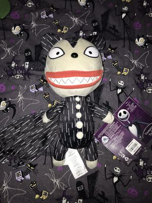 Scary Vampire Teddy plush from Nightmare Before Christmas for Sale in San Jose, CA