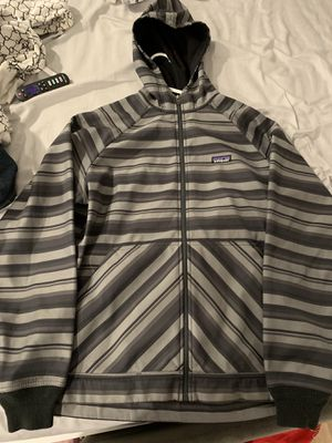 Patagonia Striped ZIP-UP Lightweight Jacket for Sale in New York, NY