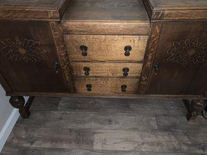 Antique side table for Sale in Rancho Cordova, CA