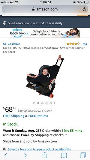 Car seat Go go kidz for Sale in Portland, OR