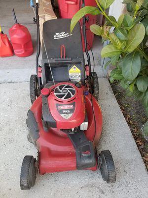 Craftsman lawn mower for Sale in Wesley Chapel, FL