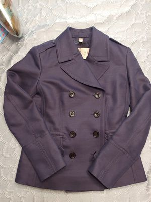 Burberry Brit Peat Coat (size 8) never worn, tags still attached. for Sale in Inglewood, CA