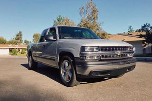 2001 Chevy Silverado good tires all around for Sale in Boston, MA