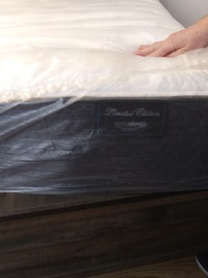Full Size Bed Frame and Matresses for Sale in Aynor, SC