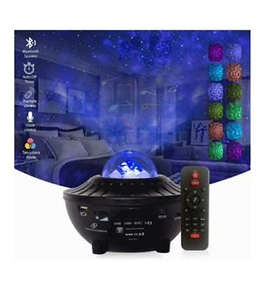 Stars Night Light galaxy projector W/led Light, Skylight Star Projector, Lights for Bedroom, Party Lights/Night Lights for Kids W/Bluetooth Speaker for Sale in Los Angeles, CA