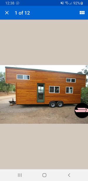 9 x 24 modern dual loft TINY HOUSE MOBILE HOME for Sale in Solana Beach, CA