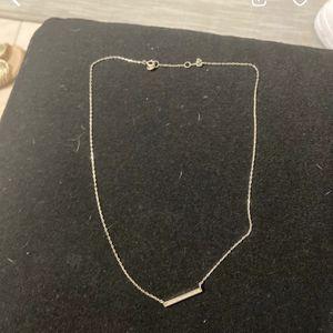 Sterling Silver Necklace for Sale in Miami, FL