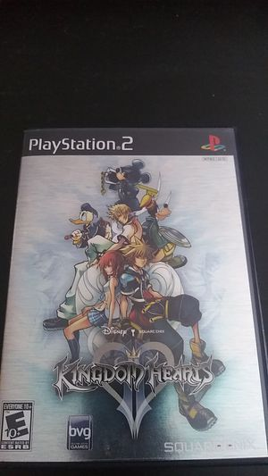 Playstation 2 - Kingdom Hearts 2 for Sale in Miami, FL
