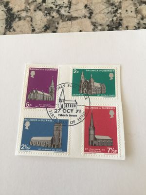 UK Channel Islands postage stamps for Sale in Los Angeles, CA