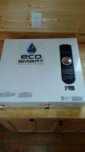 Eco smart water heater for Sale in Portland, OR