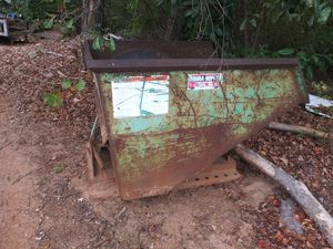 4 big dump containers for forklift for Sale in Riverdale, GA