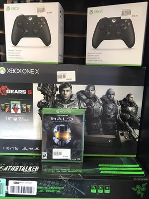 Xbox one X 1tb ($50 downpayment to take home) for Sale in Anaheim, CA