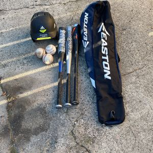 Baseball/Teeball Bundle-$60 for Sale in San Leandro, CA