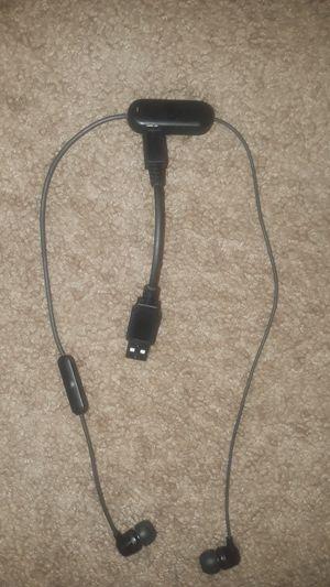 Bluetooth wireless with speaker earbuds for Sale in Harrisburg, PA