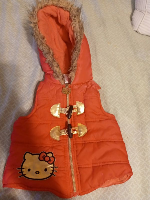 Real Hello kitty vest/coat