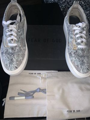 Fear Of God Lace Up 101 Sneaker for Sale in Williamsport, PA
