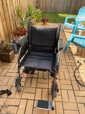 Electrical wheel chair for Sale in FL, US