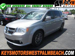 2017 Dodge Grand Caravan for Sale in West Palm Beach, FL