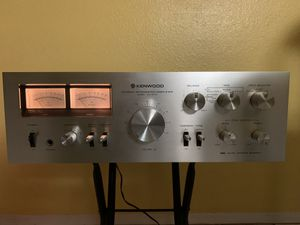 Vintage Kenwood Stereo Amplifier KA-6100 for Sale in West Covina, CA