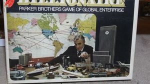 PARKER BROTHERS BOARD GAME. BILLIONAIRE for Sale in Toms River, NJ