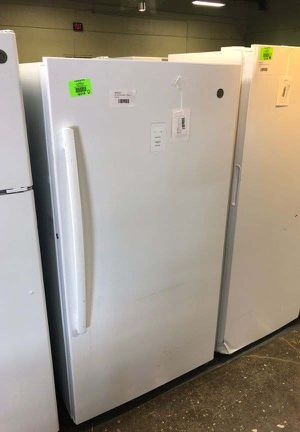 !!Brand New GE 17.3 Cu Ft Up Right Freezer!! GYYOX for Sale in Fountain Valley, CA