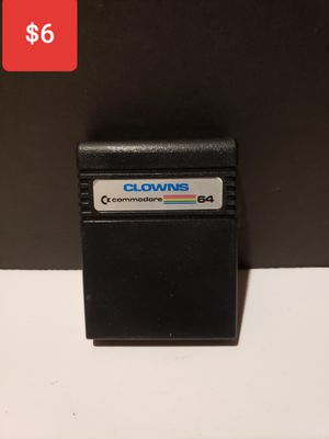 Commodore 64 Cartridge Clowns for Sale in Reinholds, PA