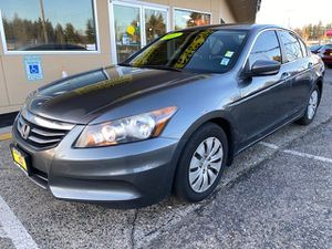 2012 Honda Accord Sdn for Sale in Federal Way , WA
