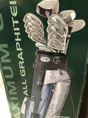 Golf Clubs Brand New On Box for Sale in Miami Beach, FL