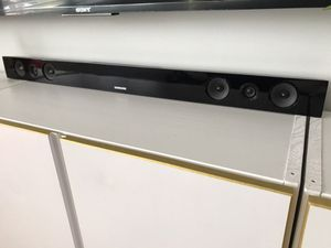 Samsung Channel Sound Bar System with Wireless Subwoofer for Sale in Philadelphia, PA