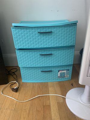 Utility Plastic Drawers for Sale in Brookline, MA