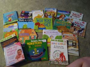 Set of books / great for bed time reading for Sale in San Jose, CA