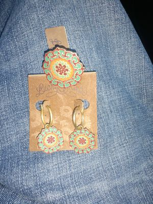 Ring and earrings (Lucky Brand) for Sale in Virginia Beach, VA