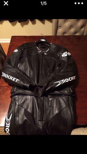 Joe Rocket GPX-Type R 2 piece leather suit 48sz Mint! for Sale in Villa Park, IL