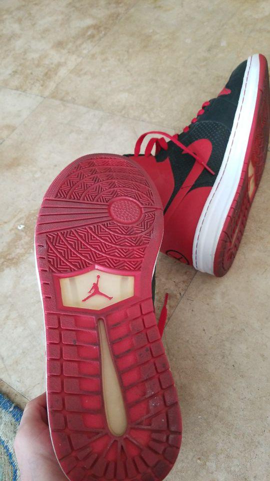 Jordan's size 12