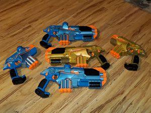 LAZER TAG PHOENIX LTX NERF GUNS for Sale in Corona, CA