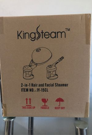 Hair and facial steamer for Sale in Atlanta, GA