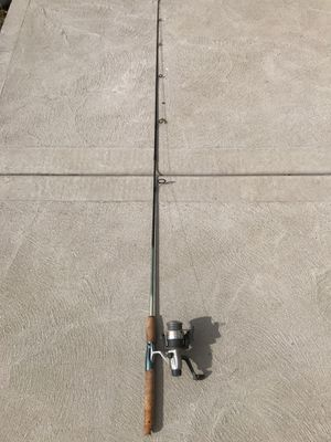 Zebco Quantum Fishing Rod and Reel for Sale in Plainfield, IL