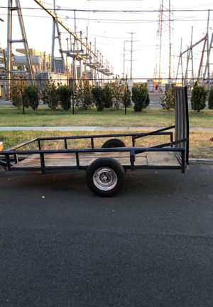 Trailer for OBO 10 feet x 5 feet trailer for Sale in Washington, DC