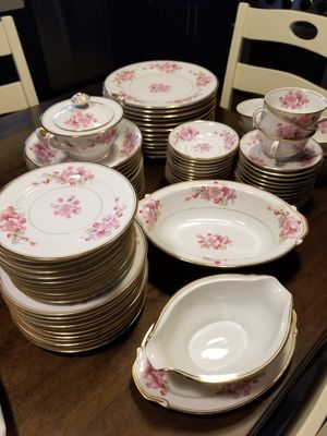 Fine China Set Occupied China Rosemont for Sale in Morgan Hill, CA
